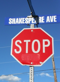 Shakespeare Ave.